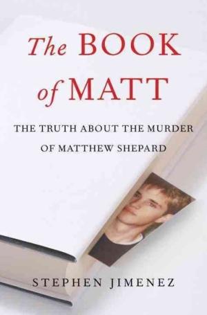 (希門尼斯的新書:The Book of Matt)