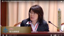 張文貞 台灣 同性婚姻釋憲