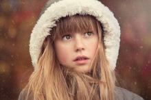 snowflake love beauty
