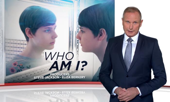 澳洲時事節目《六十分鐘——我是誰?》(視頻截圖)