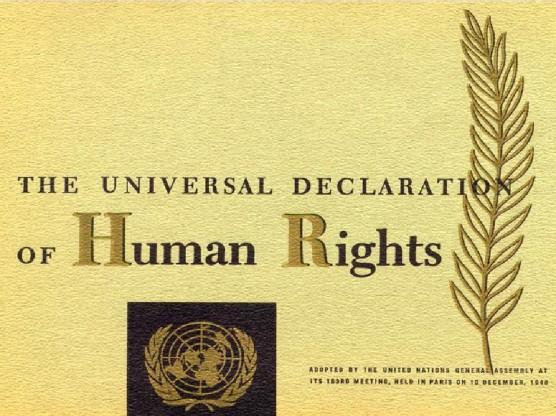 世界人權宣言
