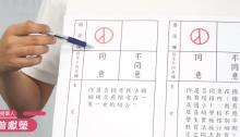 台灣 同性婚姻 公投