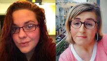 Scottow and Hayden transgender