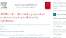 retracted LGBT study